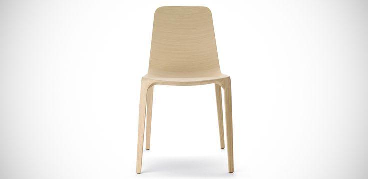 Cadeiras Modernas Frida por Pedrali, design Odoardo Fioravanti