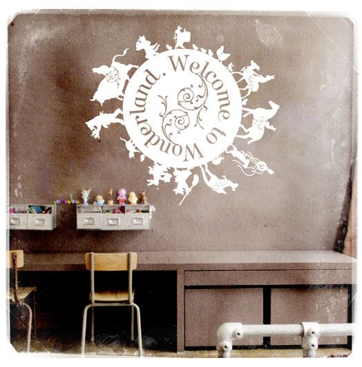Mr cup formerly harmonie interieure childrens wall decal