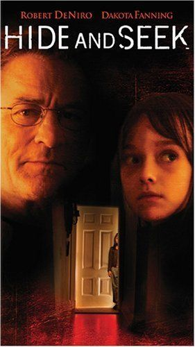 Hide and Seek: Although this movie did nothing in the box office, I love Robert Deniro and Dakota Fanning is really great in this roll.  Very suspenseful and has some twists.