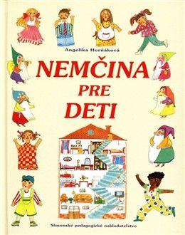 Nemčina pre deti - učebnica