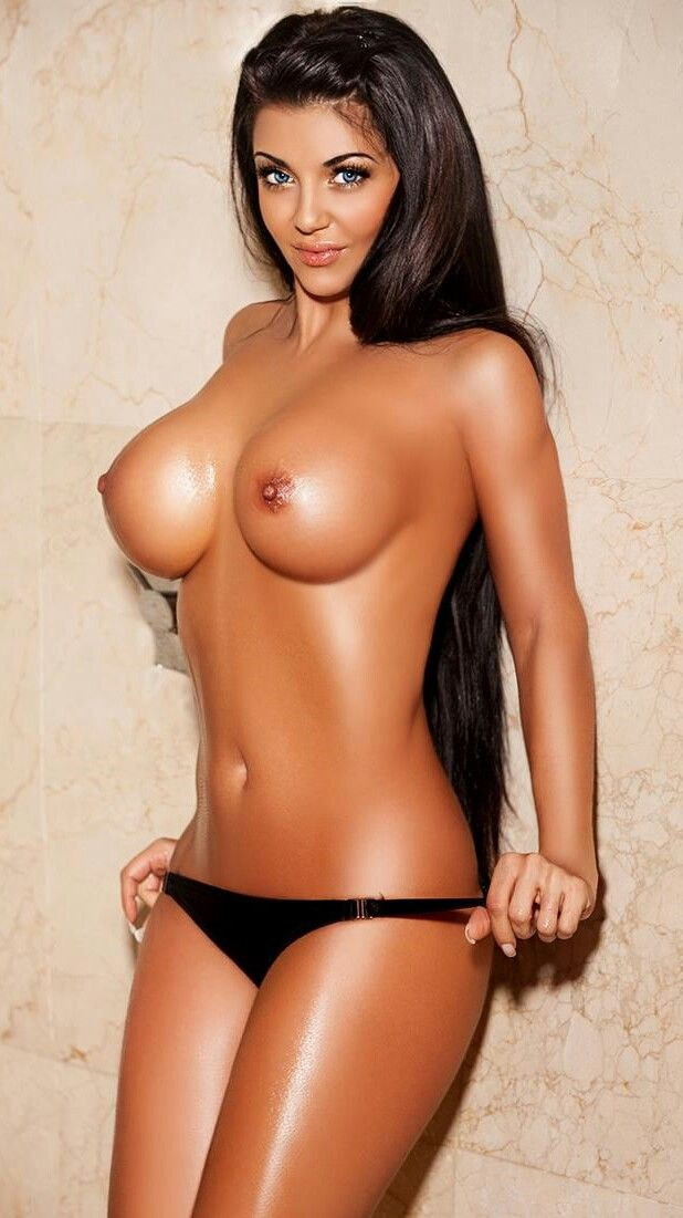 Seductive sexy nude females