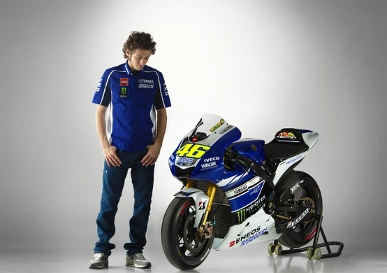 Can't wait for this season to begin! Rossi my man! <3