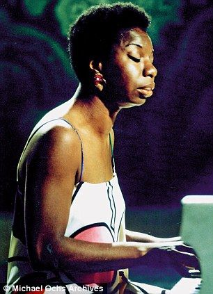 from nina simone's daughter // 'She had many experiences in her life that left her feeling sad and angry,' said Lisa