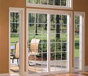17 best images about back patio doors on pinterest for Back patio french doors