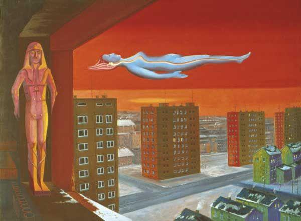 Plastyka nieprofesjonalna / Erwin Sówka, Medytacje, 1986