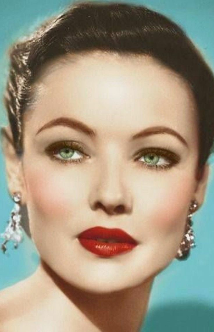 tierney  gene tierney movies  umr  today armstrong