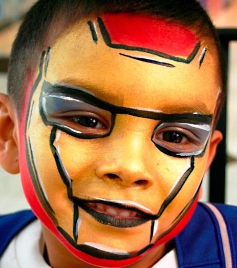 60 best kinder schminken images on pinterest painted faces face paintings and halloween makeup. Black Bedroom Furniture Sets. Home Design Ideas