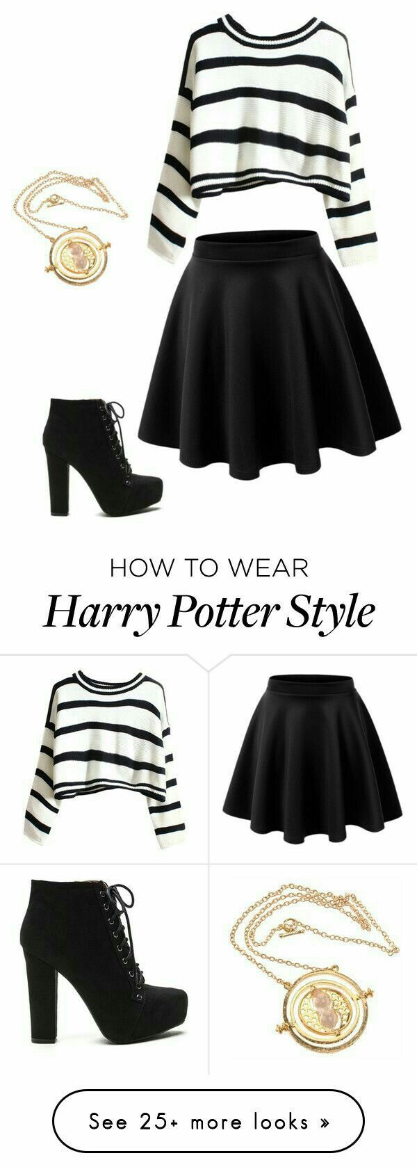 #Ropa #Moda #Outfits #Style #HarryPotter