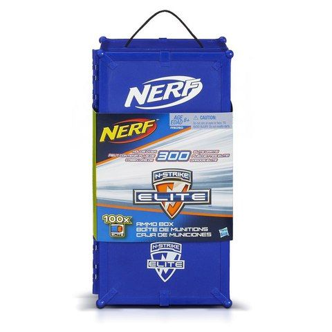 NERF Elite 100 pack Dart Ammo Box $29 @ K-Mart