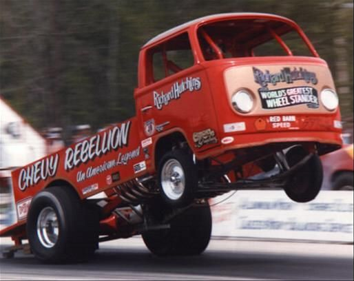 Drag Cars For Sale Northern California: VW Type 2 Dragster