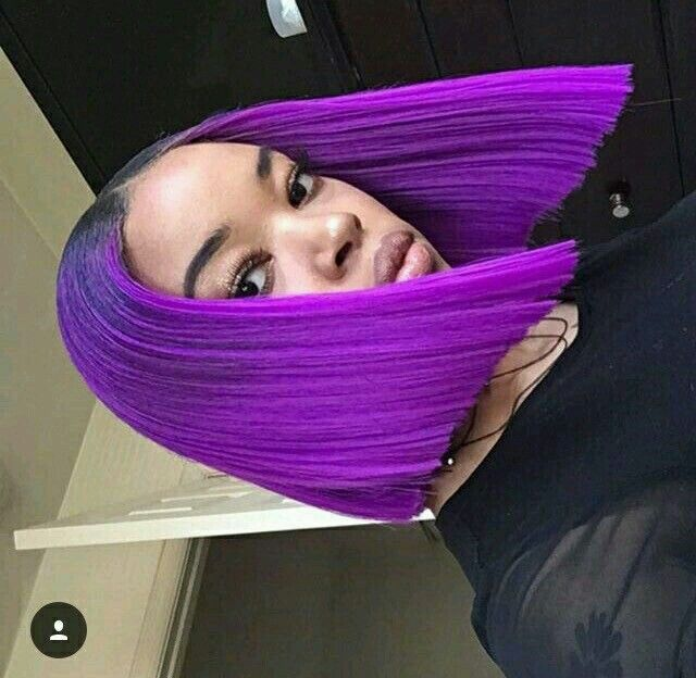 Girl Code Cast Purple Hair