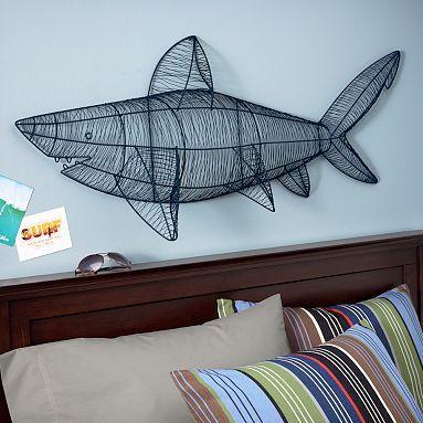 Shark Week 2011: Home Decor Feeding Time