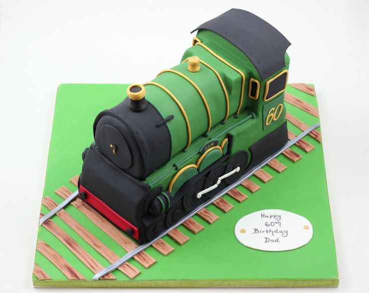 Best 25+ Train cakes ideas on Pinterest Train birthday ...