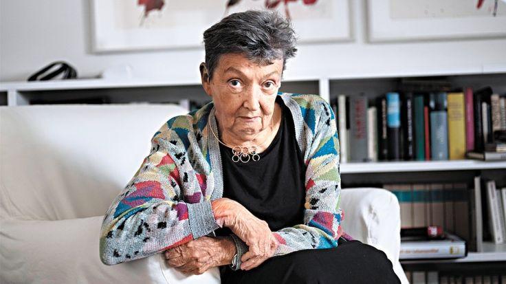 Ein blaues Wien ist für Christine Nöstlinger unvorstellbar. Die Autorin über ihr Leben als heitere Pessimistin und die Kinder von heute.