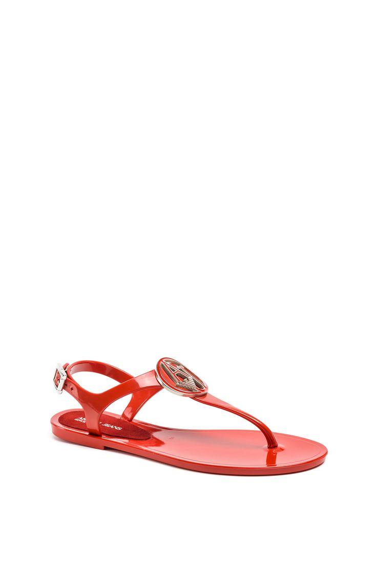 Sandały Armani Jeans - GOMEZ - Sandały - sandały - Obuwie - Women