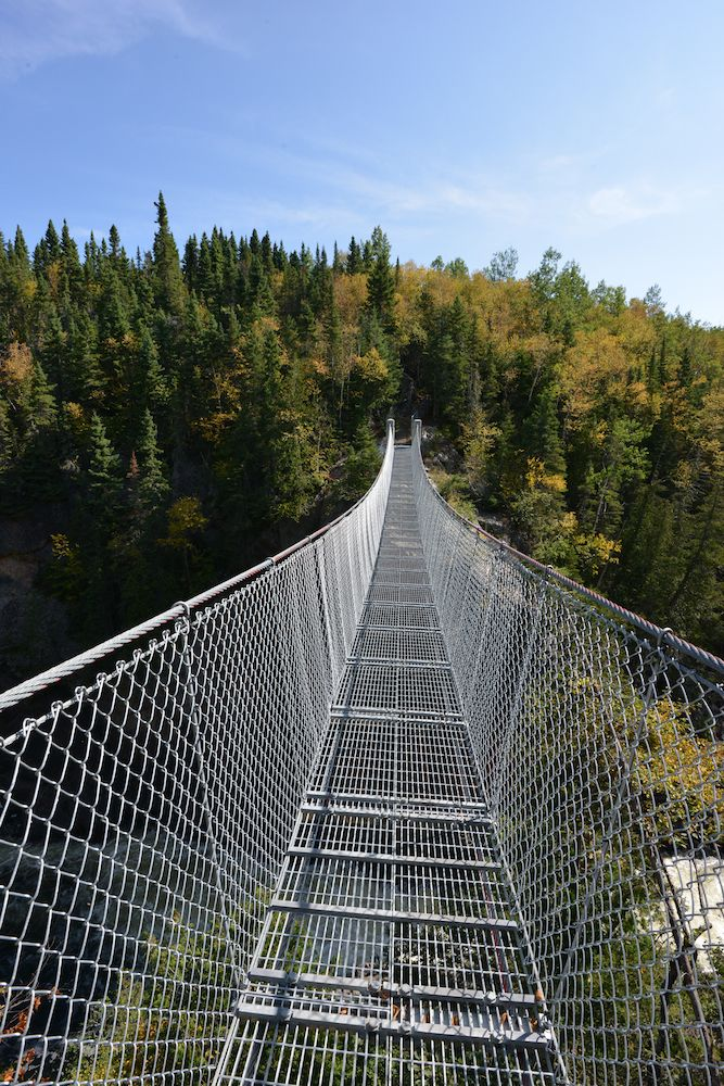 White River Bridge, Ontario