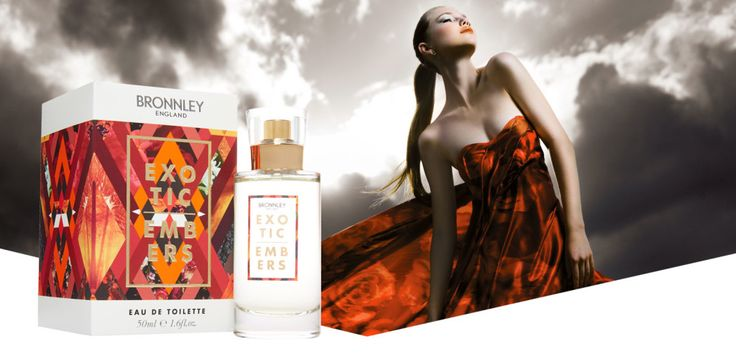 Bronnley Eclectic Elements Collection Exotic Embers EDT