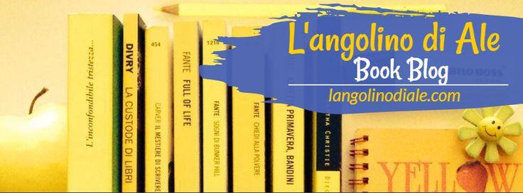 L'angolino di Ale   Benvenuti nel mio angolino…pieno di libri!