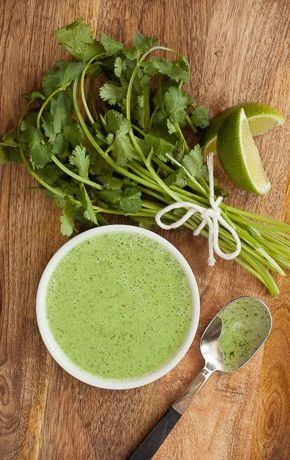 Dress salad greens with this lime juice and coconut milk dressing, spiked with fresh jalapeño and coconut oil. It's equally good as a marinade or drizzled over hot rice, quinoa or couscous.