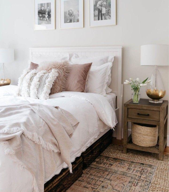 Pinterest Erin Madruga Guest Bedroom Makeover Home Bedroom Bedroom Makeover