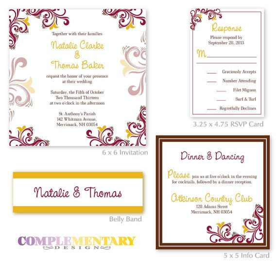 Best Invitaciones Images On Pinterest Cards Party