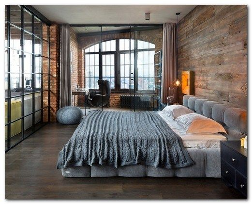 Best 25+ Industrial Chic Bedrooms Ideas On Pinterest | Industrial Chic  Decor, Industrial Bedroom Decor And Industrial Bed