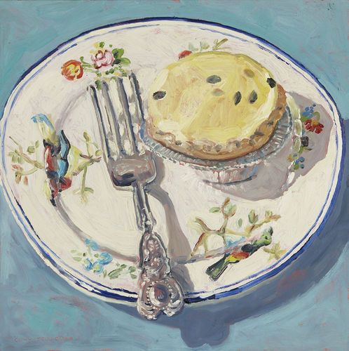 lucy culliton food paintings - Google Search