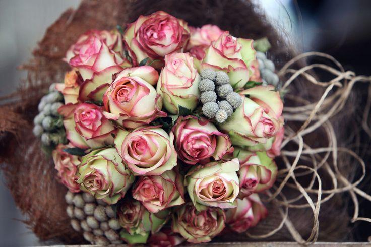 20 February 2016 - Pieter & Izel Hattingh - Bride's bouquet
