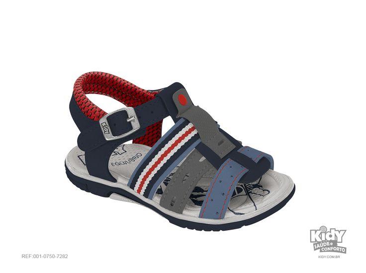 Papete infantil masculina | Kidy Baby Menino | Kidy Calçados Infantis | Nova Coleção Feminino e Masculino Infantil