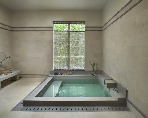 25 Ultra Modern Spa Bathroom Designs For Your Everyday Enjoyment Part 50