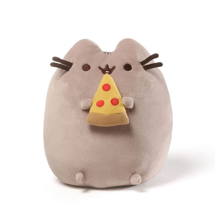 Pusheen is a female cartoon cat who is the subject of comic strips and sticker sets on Facebook. Pusheen was created in by Claire Belton and Andrew Duff for a .