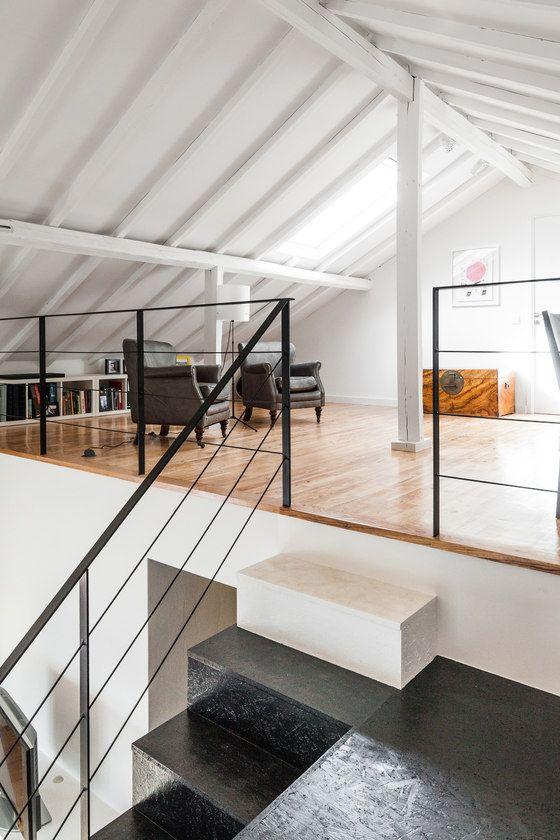 Barn House di Inês Brandão Arquitectura | Locali abitativi