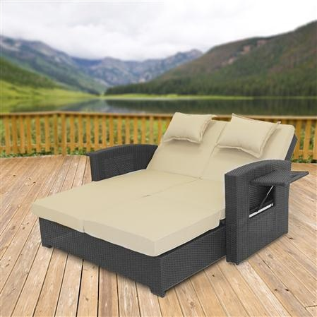 Wow Outside Bed