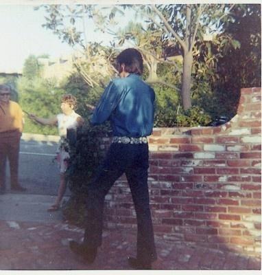Elvis Presley – Rare Candid Photos