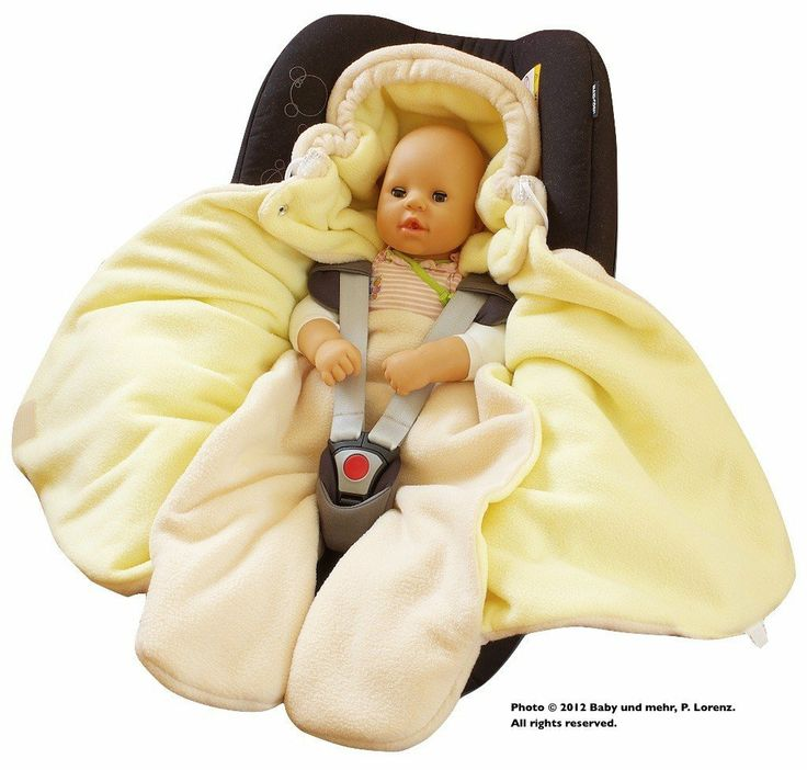 ByBUM - Swaddling Wrap, Car Seat and Pram Blanket for Winter, Universal for infant and child car seats eg; Maxi-Cosi, Roemer, for a pushchai...
