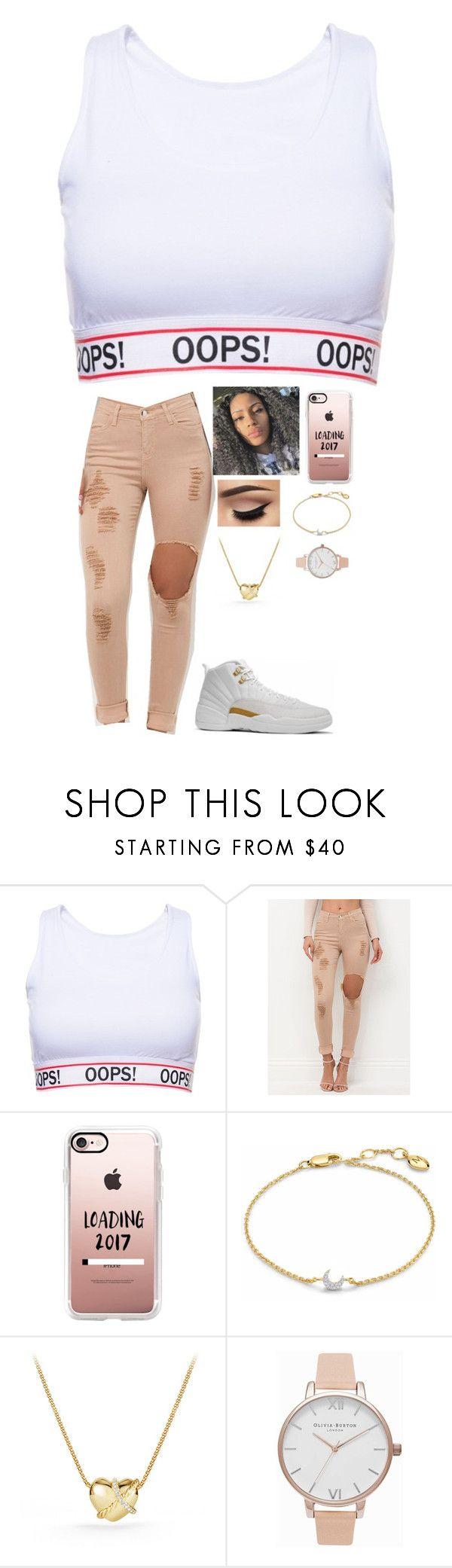 """""""-✌"""" by swaggyrl ❤ liked on Polyvore featuring Casetify, Missoma, David Yurman and Olivia Burton"""
