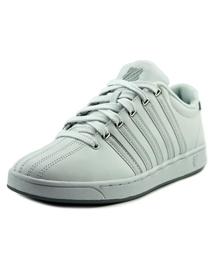 Chaussures K-Swiss Aero Trainer rouges Casual homme g8LJnCVDy