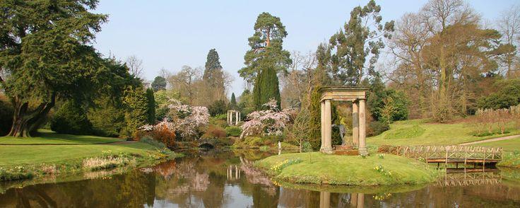 Cholmondeley Castle Gardens - Great Family Days Out In Cheshire - Cholmondeley Castle Gardens