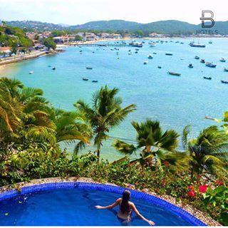 Búzios, Brazil Hotel: @viladestebuzios Credits: @loucosporviagem Tag your best hotel photos with #beautifulhotels