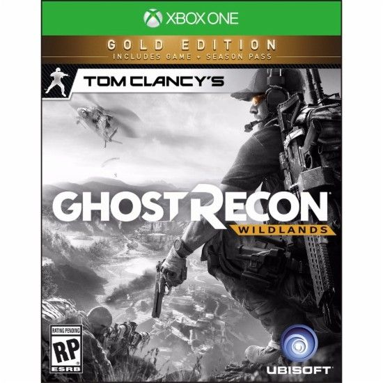 Tom Clancy's Ghost Recon Wildlands Gold Edition - Xbox One - Front Zoom