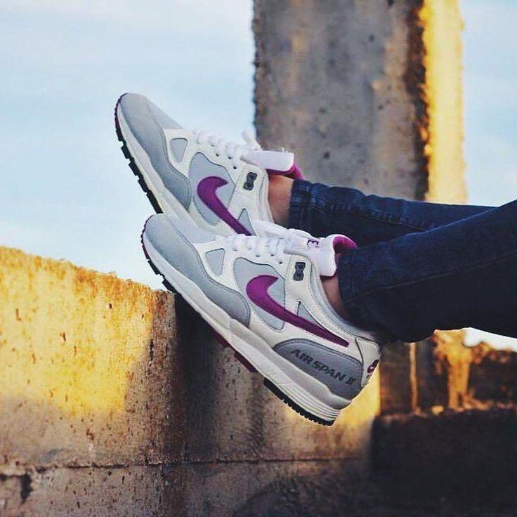 Sneakers femme - Nike Air Span II Og (©reyesyllera)