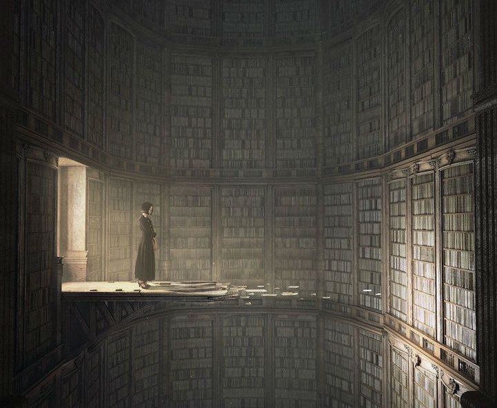 Fantastic Digital Artwork by Jie Ma