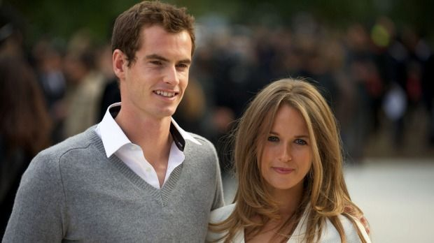 Andy Murray and Kim Sears are set to wed in April.