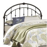 Found it at Joss & Main - Rosemary Metal Headboard