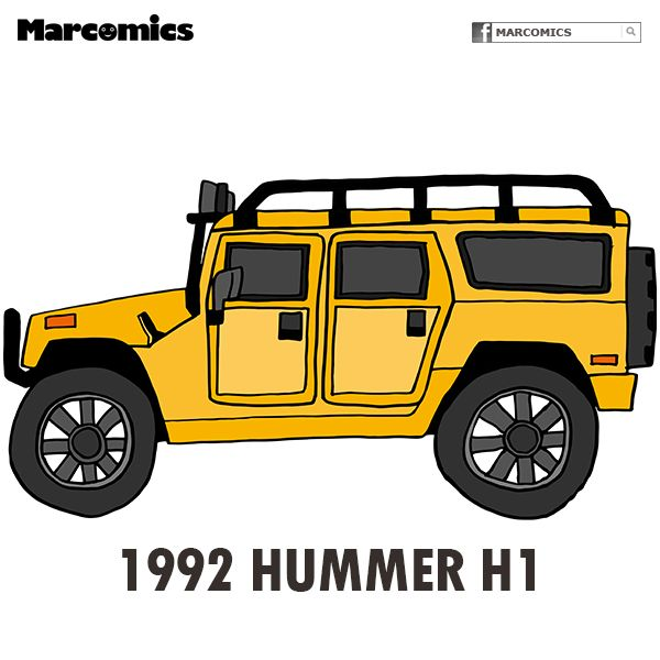 1992 HUMMER H1