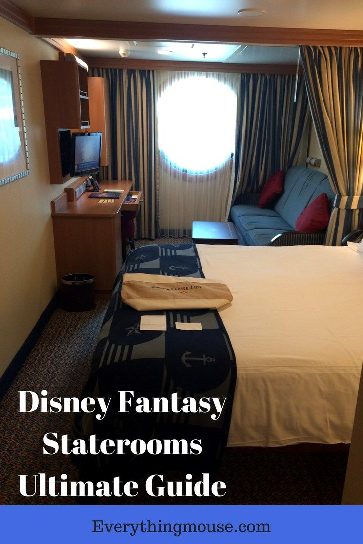 Here is the Ultimate Guide to Choosing a Stateroom for your Disney Fantasy Cruise.   Includes lots of pictures and first hand experience of the pros and cons of each type of stateroom.
