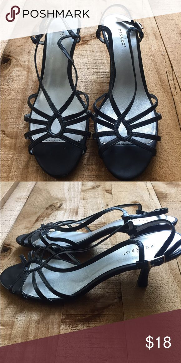 Black prom shoes! Black heels - perfect for prom! Shoes Heels