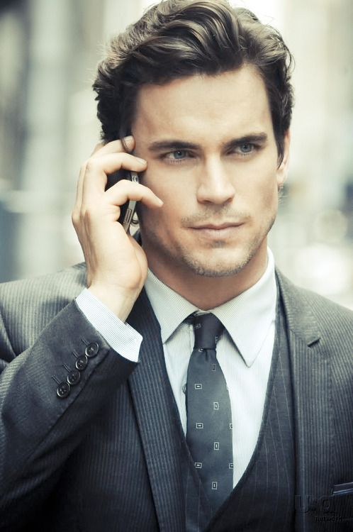 Perfect Christian Grey looks wise but not believable cause he's into men :-/