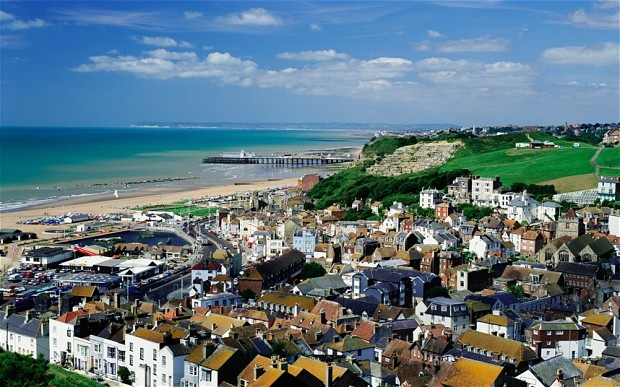 10 Of The Sunniest Places In The UK To Live :D