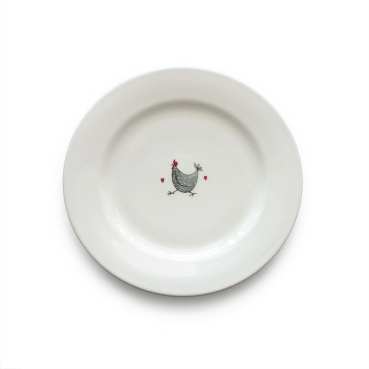 With itu0027s simple yet beautiful u0027Rise u0026 Shineu0027 design this Wacky Chicken Plate is the perfect addition to the rest of the breakfast tableware range.  sc 1 st  Pinterest : chicken design dinnerware - pezcame.com